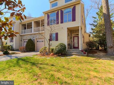 Rehoboth Beach Townhouse For Sale: 3 Thompson Court