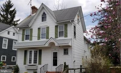 Milford Single Family Home For Sale: 315 S Walnut Street