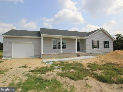 Laurel Single Family Home For Sale: 31948 Old Stage Road