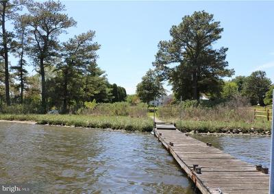 Harbeson Residential Lots & Land Under Contract: Sloan Road