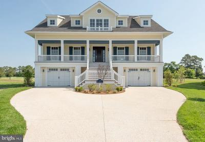 Millsboro Single Family Home For Sale: 33599 Sand Dollar Drive