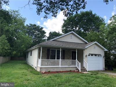 Laurel Single Family Home For Sale: 201 W 7th Street