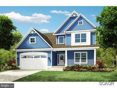 Rehoboth Beach Single Family Home Under Contract: 34787 Mute Swan Lane