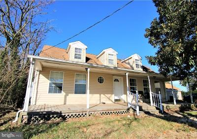 Bridgeville Single Family Home Under Contract: 202 S Main Street