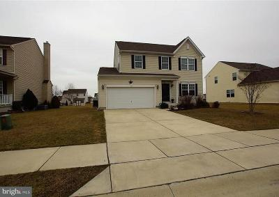 Magnolia Single Family Home Under Contract: 827 Windrow Way