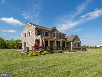 Nokesville Farm For Sale: 12699 Lemaster Drive
