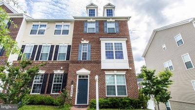 Clarksburg Townhouse For Sale: 23045 Sweetspire Drive