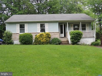 Cecil County Single Family Home For Sale: 126 Montague Lane