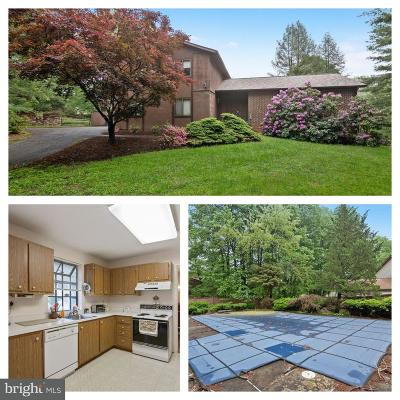 Owings Mills Single Family Home Active Under Contract: 12113 Velvet Hill Drive