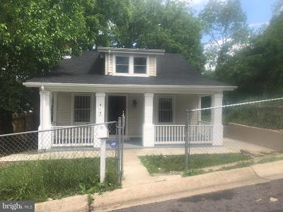 Capitol Heights Single Family Home For Sale: 818 Kayak Avenue