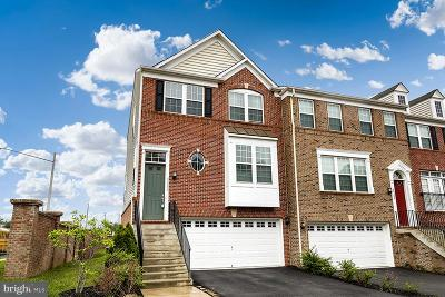 Alexandria Townhouse For Sale: 6262 Summit Point Court