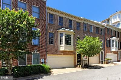 Alexandria City Townhouse For Sale: 2536 Gadsby Place