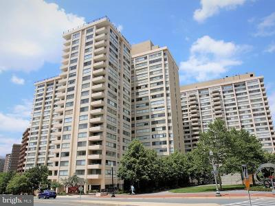 Chevy Chase Condo For Sale: 5500 Friendship Boulevard #1115N