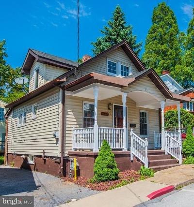 Hagerstown Single Family Home For Sale: 440 Liberty Street