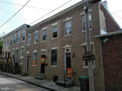Baltimore Townhouse For Sale: 855 Reinhardt Street