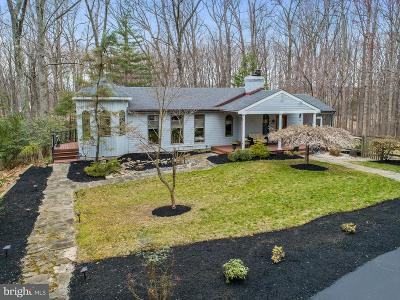Gaithersburg Single Family Home For Sale: 14401 Turkey Foot Road