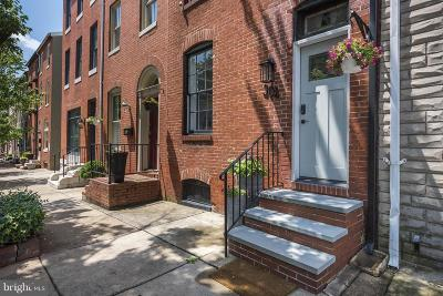 Baltimore Townhouse For Sale: 304 Ann Street S