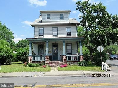 Single Family Home For Sale: 21 N 21st Street