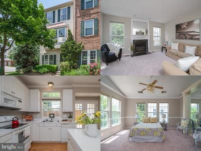 Fairfax Townhouse For Sale: 4290 Wheeled Caisson Square