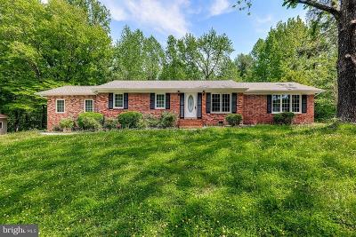 Prince Frederick Single Family Home For Sale: 235 Tate Road
