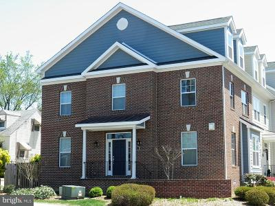 Annapolis Townhouse For Sale: 101 Carraway Lane