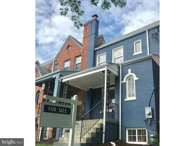 Washington Townhouse For Sale: 5028 3rd Street NW