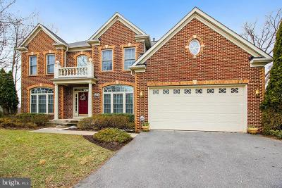 Rockville MD Single Family Home For Sale: $974,900