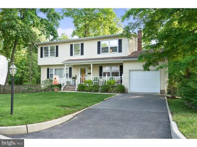 Hightstown Single Family Home For Sale: 144 Clinton Street