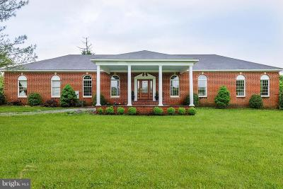 Lovettsville Single Family Home For Sale: 12011 Folly Lane