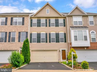 Woodbridge Townhouse For Sale: 15529 Exmore Court