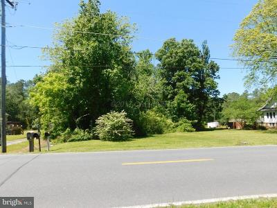 Somerset County Residential Lots & Land For Sale: Old State Road