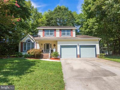 Pocomoke City Single Family Home For Sale: 819 White Oaks Lane