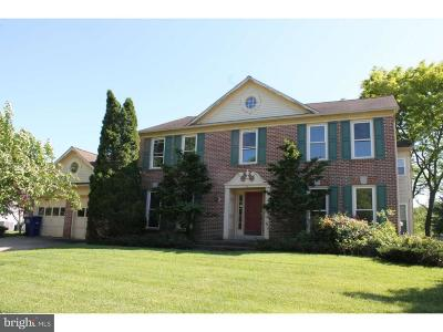 Mount Laurel Single Family Home For Sale: 10 Broadacre Drive