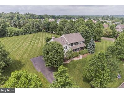 Doylestown Single Family Home For Sale: 3640 Clay Road
