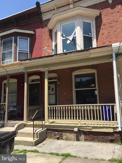 Harrisburg PA Townhouse For Sale: $62,700