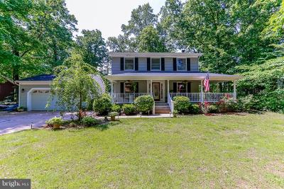 Aquia Harbour Single Family Home For Sale: 1040 Harbour Drive
