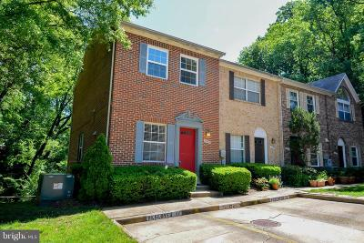 Alexandria City, Arlington County Townhouse For Sale: 4850 10th Street S