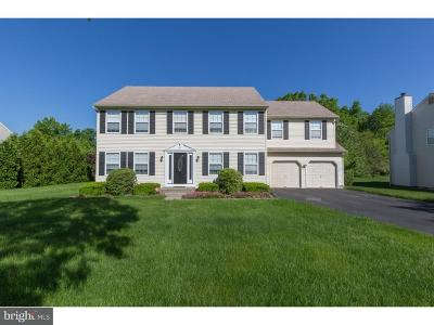 Bucks County Single Family Home For Sale: 5479 Geddes Way