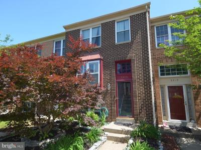 Alexandria Townhouse For Sale: 5217 Harbor Court Drive