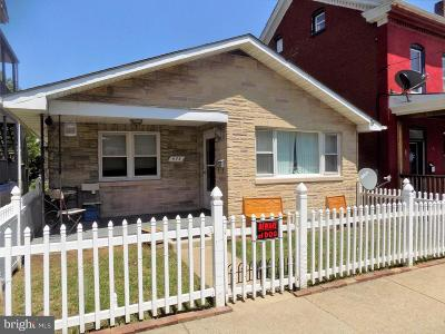 Hagerstown Single Family Home For Sale: 628 Franklin Street