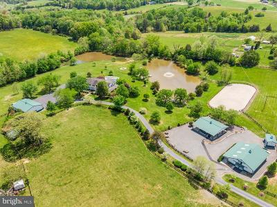 Madison County Single Family Home For Sale: 3500 Lillards Ford Road