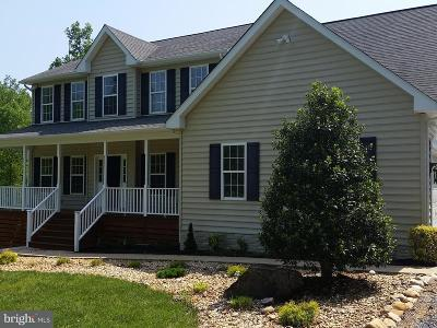 Culpeper County Single Family Home For Sale: 13075 Woodlands Lane