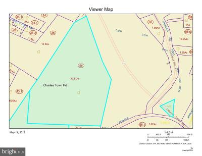 Residential Lots & Land For Sale: Charles Town Road