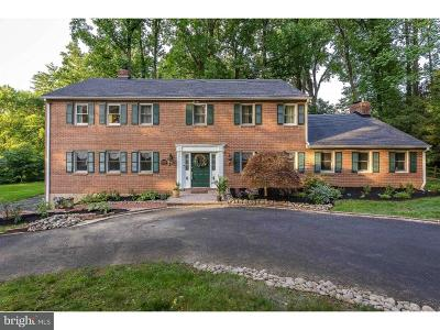 Jenkintown Single Family Home For Sale: 939 Rydal Road