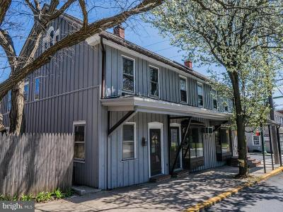 Lititz Multi Family Home For Sale: 201 N Broad St