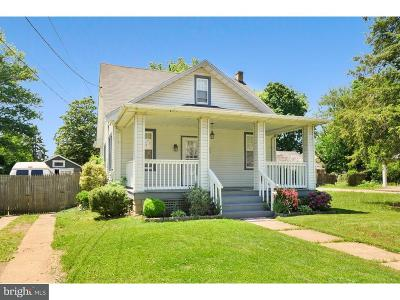 Pennsauken Single Family Home For Sale: 2405 42nd Street