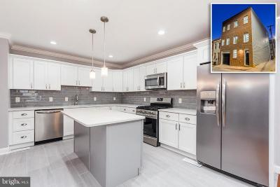 Baltimore Townhouse For Sale: 220 Duncan Street S