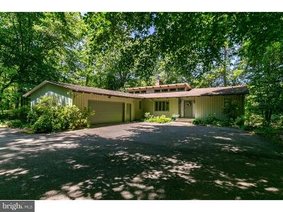 Moorestown Single Family Home For Sale: 931 Cox Road