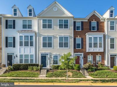 Woodbridge Townhouse For Sale: 2198 Oberlin Drive