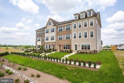 Urbana Townhouse For Sale: 8706 Shady Pines Drive